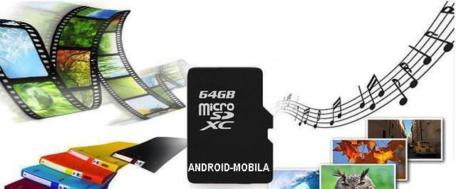 Как подключить карту памяти на 64 ГБ на android устройство.
