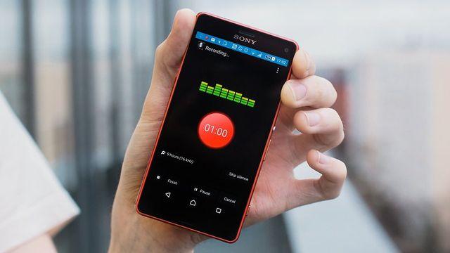 Как сделать запись разговора на смартфоне