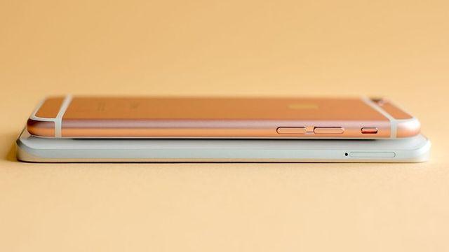 """Xiaomi Mi5 против iPhone 6S: сравнение """"яблочных"""" смартфонов"""