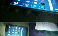 Первые фотографии смартфоны Meizu с изогнутым дисплеем