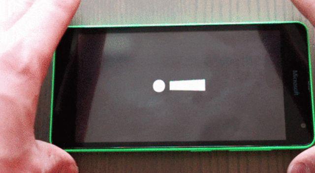 Как сделать сброс настроек lumia 535