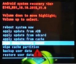 Как сбросить телефон DEXP заводские настройки