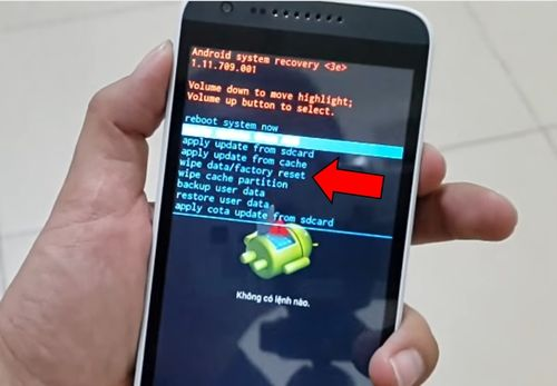 HELP HTC Desire stuck in Recovery Error screen after RUU