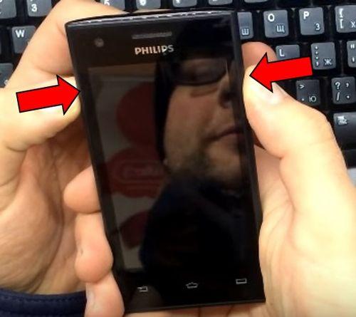 Как сделать хард ресет если телефон не включается