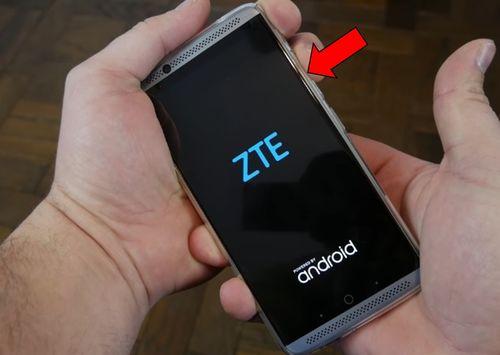 Как сделать скрин на телефоне zte