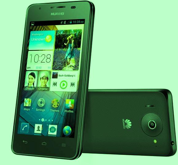 Снять графический ключ на смартфоне Huawei Y300.