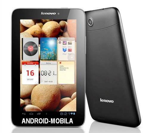 Как сделать hard reset на android планшете Lenovo A2107.