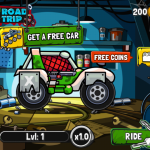Скачать игру Zombie Road Trip Trials на android бесплатно.