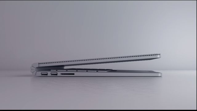 Microsoft Surface Book и Surface Pro 4: основные различия