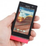 Sony Xperia U снять графический ключ
