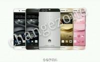 Huawei P9: первые пресс-рендеры и характеристики