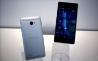Обзор VAIO Phone Biz: металлический смартфон на Windows 10