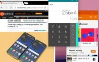 Как включить мультиоконный режим на Android N?