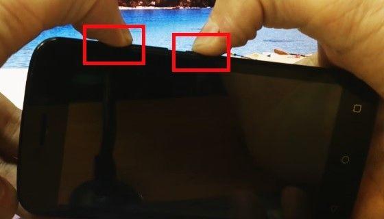 как с телефона сбросить фото