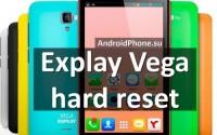 Explay Vega hard reset: 100% способ сбросить настройки