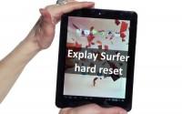 Explay Surfer hard reset: сбрасываем настройки к заводским