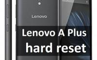 Lenovo A Plus hard reset: как сбросить настройки