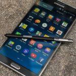 Samsung Galaxy Note 3 сброс